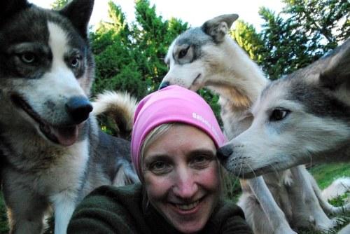 När allt kommer omkring så är det vardagslivet med hundarna som är det mest värdefulla!